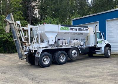Concrete Delivery Oregon